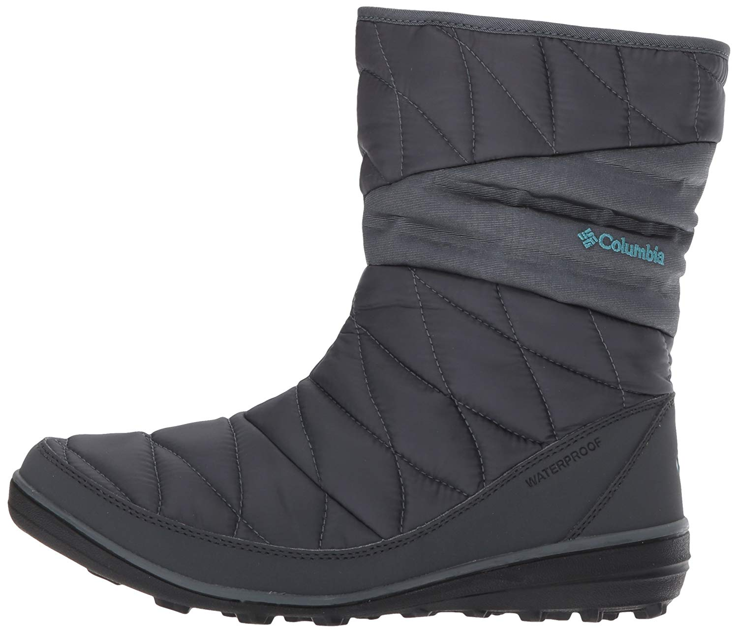 Columbia Womens Heavenly Slip II Omni-Heat Closed Toe Ankle Cold Weather Boots