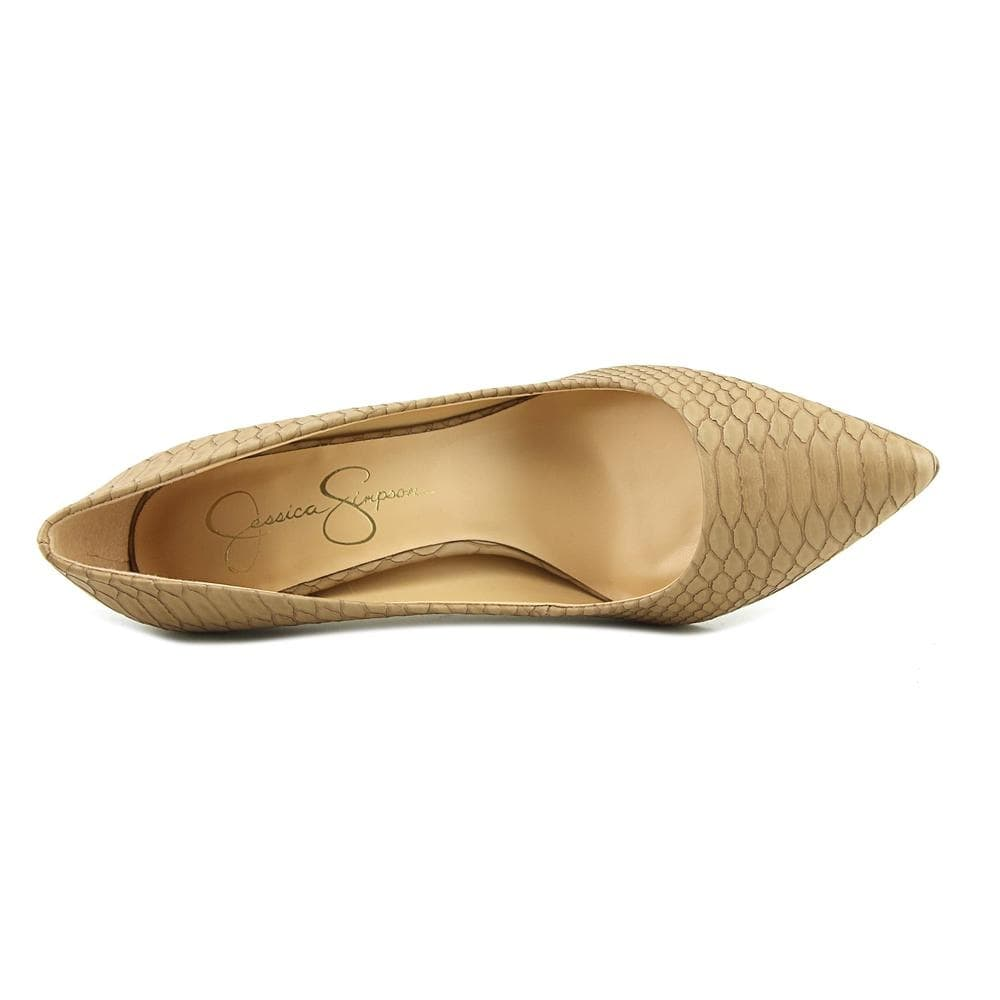a61a2398c900 Jessica Simpson Jessica Simpson Womens Levin Pointed Toe Classic Pumps 4