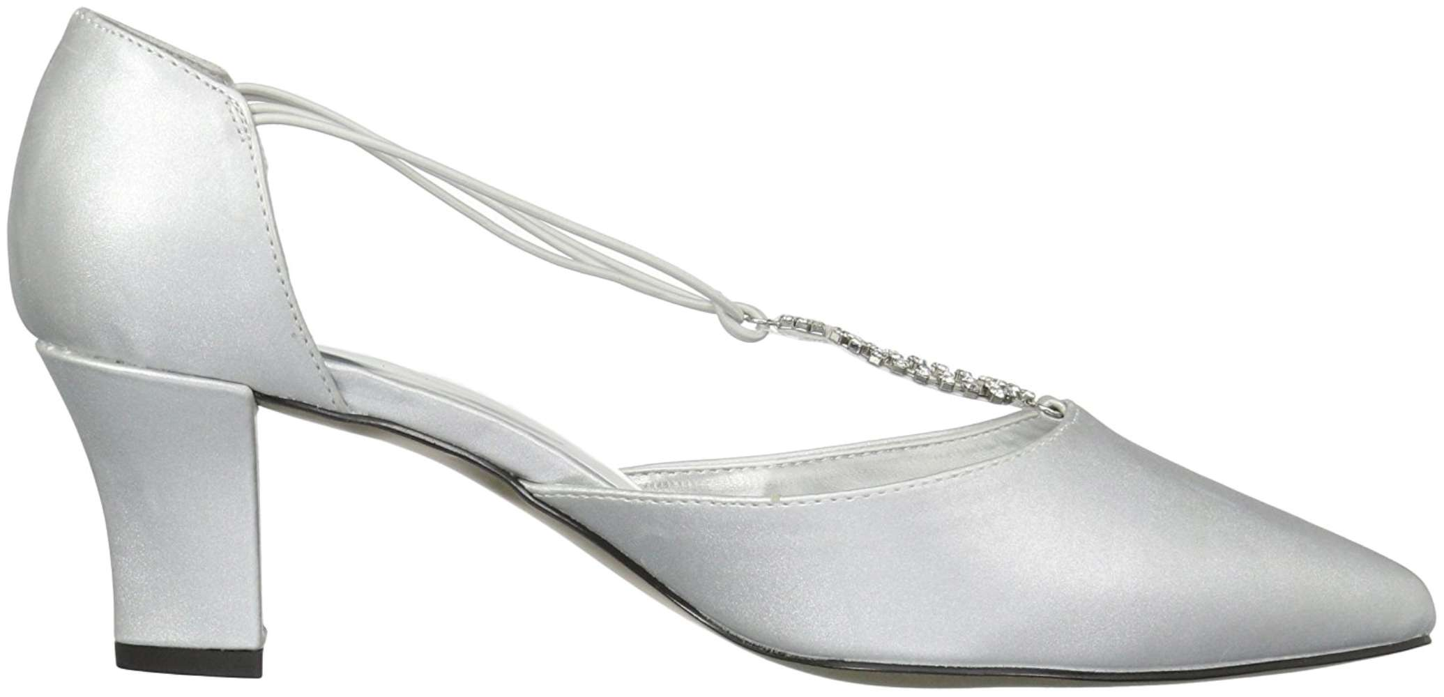 233082ed02e Easy Street Easy Street Womens Moonlight Pointed Toe D-Orsay Pumps 4