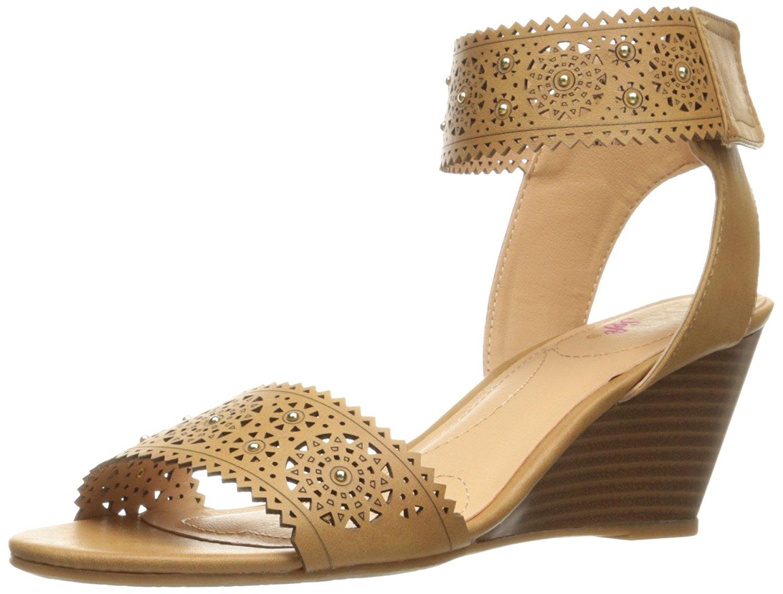 78eef94754d2 Xoxo Women s Sallie-S Wedge Sandal