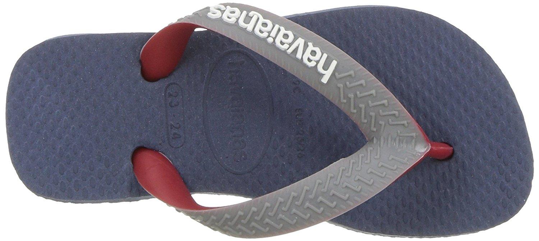 Havaianas Havaianas Kids  Top Mix Sandal Indigo Blue 4 01256a2143c