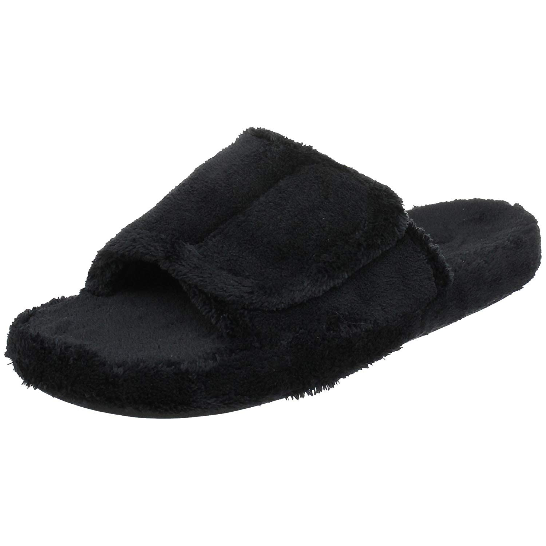 ceb818b056071 Acorn Men's Spa Slide, Black, Size 9.0 Xb4a