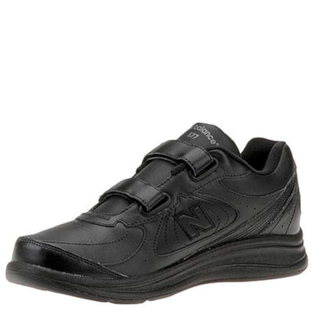 fd2880742d193 New Balance Mens New Balance Men's Mw577 Leather Low Top Lace Up Walking  Shoes