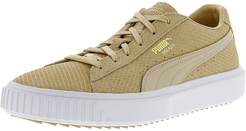 Puma Men s Breaker Suede Ankle-High Leather Fashion Sneaker 6ca991c91
