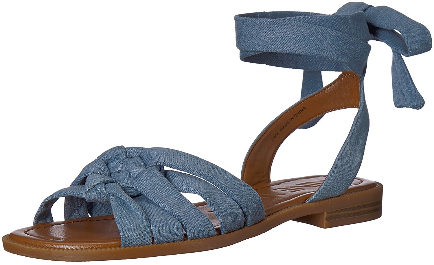 bb78aed9e7d1b5 Blue Nine West Women s Sandals With Free Shipping - Sears
