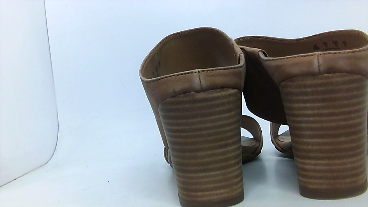 ef1f6bc1db3 Franco Sarto Womens mingle Open Toe Casual Mule Sandals