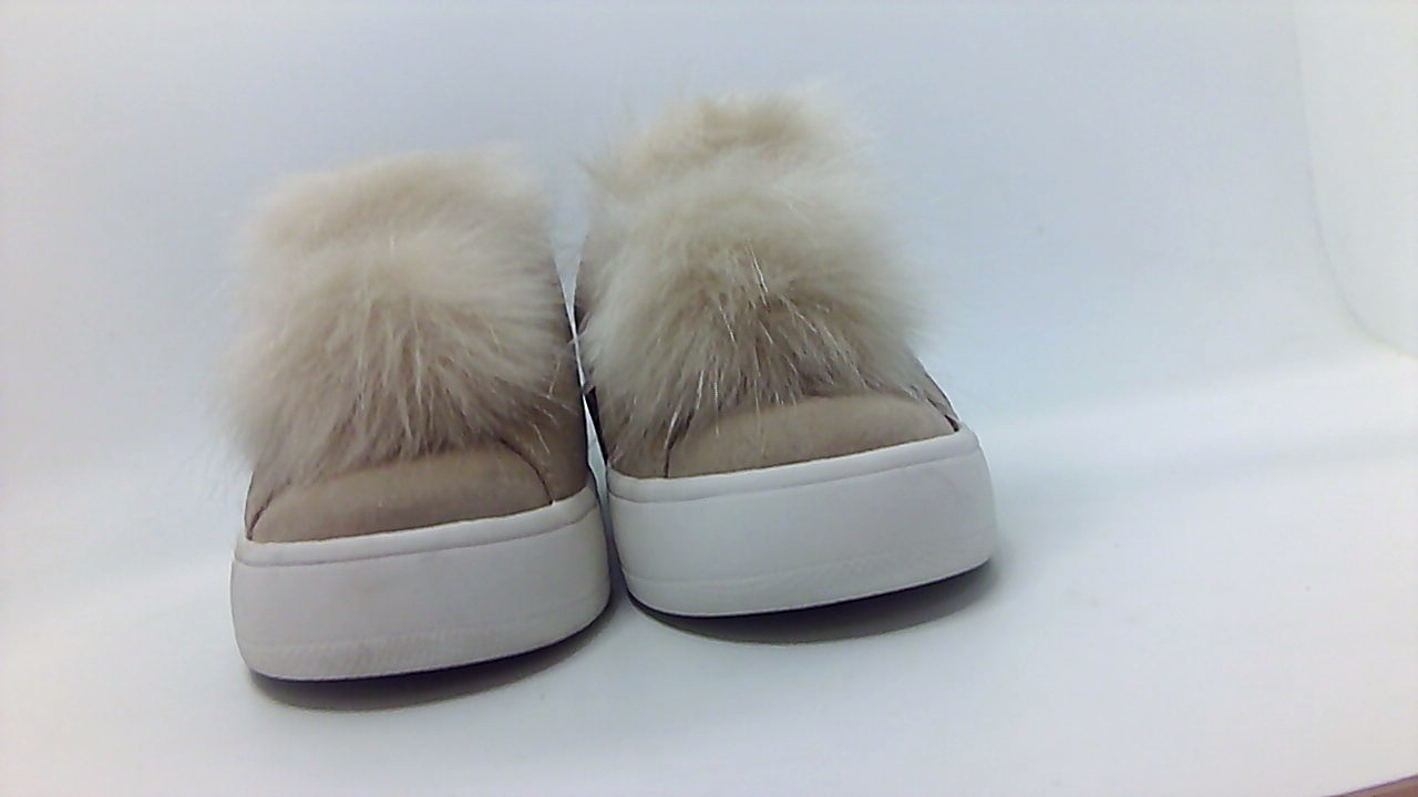 a89231aac99 Steve Madden Bryanne Womens Fashion Sneakers Nude Multi 6 US   4 UK ...
