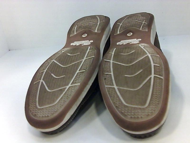 Florsheim-Homme-039-S-Lakeside-Slip-on-Chaussures-Bateau-Marron-Taille-9-5-s9Hc-US-8-5-UK miniature 7