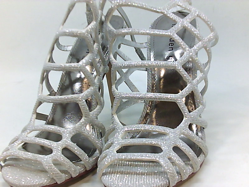 Madden Girl Womens Direct Leather Peep Toe Bridal Ankle