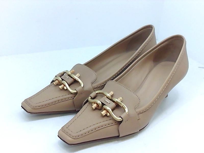 Bottega Veneta Womens Scarpa Pelle S.Gomma Leather Square
