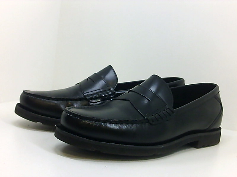 Rockport Men's Modern Prep Penny Loafer, Black, Size 9.5 ...
