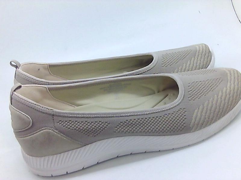 d71a8eee7309 Easy-Spirit-Womens-Geinee-Closed-Toe-Ballet-Flats-