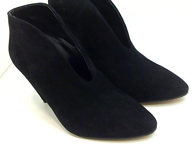 Vince-Camuto-Womens-Eckanna-Leather-Almond-Toe-Ankle-Fashion-Black-Size-7-0-Hj thumbnail 6