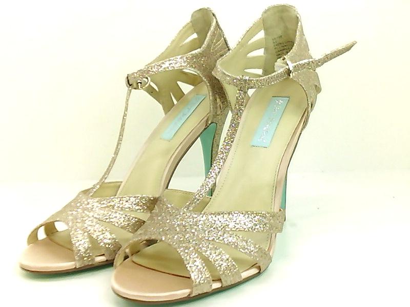 Blue by Betsey Johnson Womens SB-IZZY Heeled Sandal