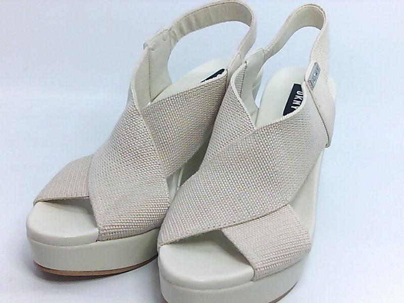 d4b5e0968dc Details about DKNY Womens Jamara Open Toe Casual Platform Sandals
