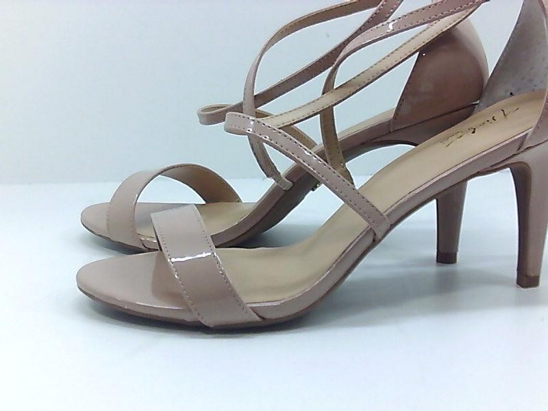 Thalia Sodi Womens Darria2 Open Toe Casual Ankle Strap