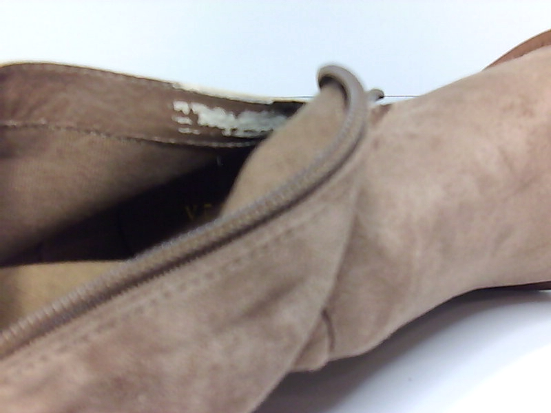 ffcc7485ef4 Very Volatile Womens nate Fabric Almond Toe Over Knee
