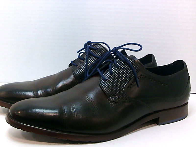 Stacy-Adams-Mens-Robeson-Leather-Lace-Up-Casual-Oxfords-Brown-Brun-Size-11-5-r thumbnail 6