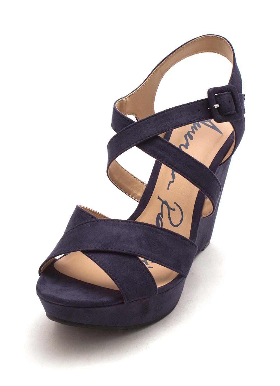 533bebeb5e1 American Rag Womens Rachey Peep Toe Casual Platform Sandals