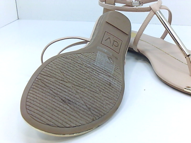 DV by Dolce Vita Womens Archer Leather Open Toe Casual