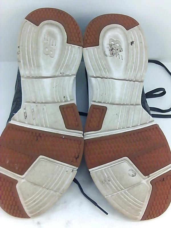 Details about New Balance Men's 818v2 Cross Trainer Shoes, BlackMetallic Silver, Size 9.5 Ipw