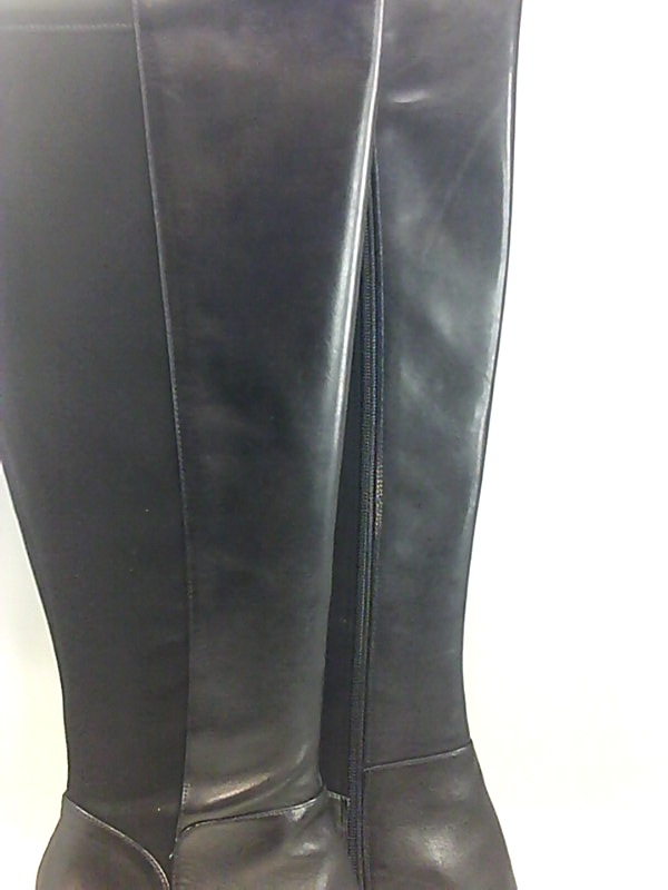 Marc Fisher Womens Lacole2 Pointed Toe Toe Toe Knee High Fashion Boots, Black, Size 10.0 4059fb