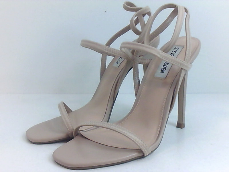 Steve Madden Womens Necture Fabric Open Toe Formal