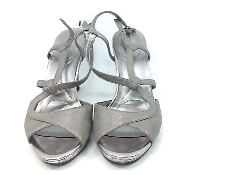 e600ec2ddfb Bandolino Womens Swain Open Toe Casual Slingback Sandals