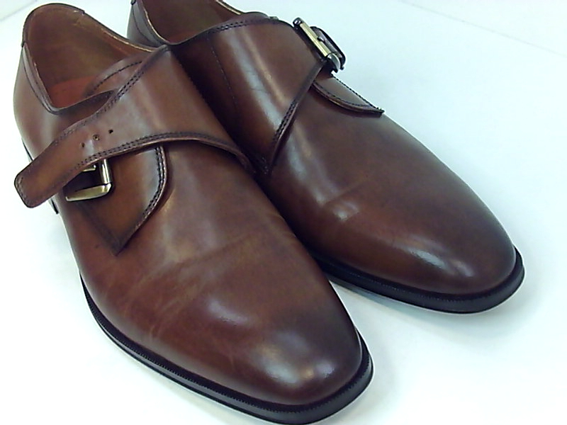 Details about Florsheim Hombres Belfast Leather Oxfords Brown Size 10.5 US44.5 EU show original title