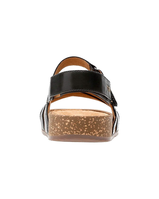 bf474a117f1e CLARKS Womens rosilla keene Open Toe Casual Gladiator Sandals