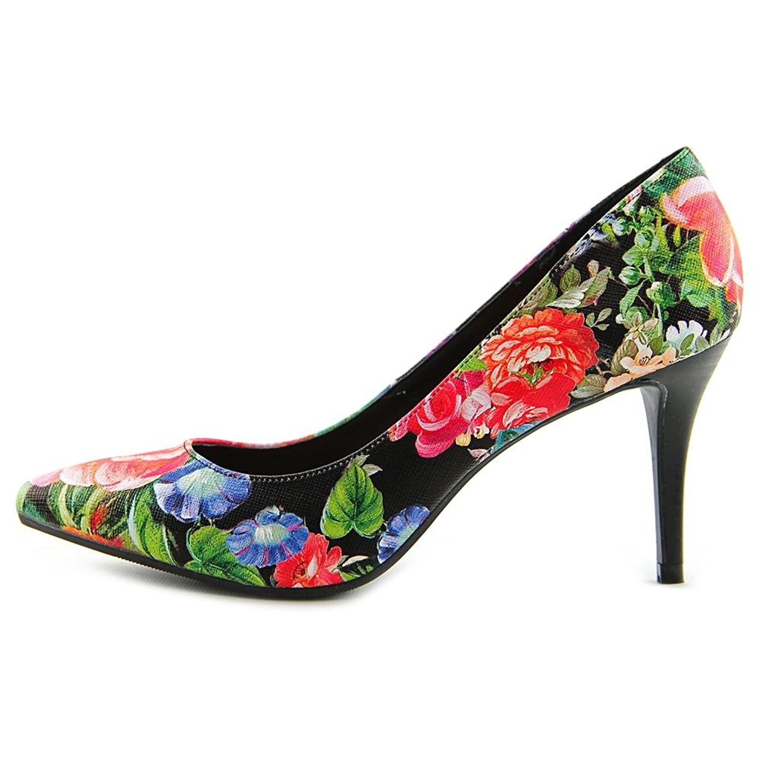 1.4.3. Girl Womens Owanda Pointed Toe Classic Pumps MultiColor Size 6.0 OKCp