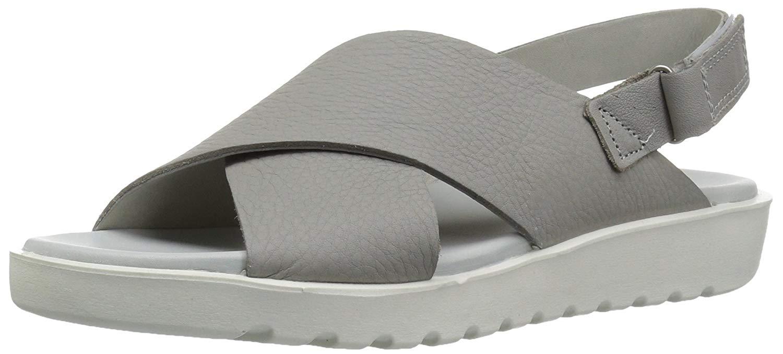 bb420aa981d4 ECCO Womens Freja Open Toe Casual Slingback Sandals