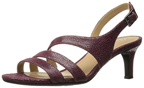 c1ed2d9d4774 Details about Naturalizer Womens Tami Open Toe Casual Slingback Sandals