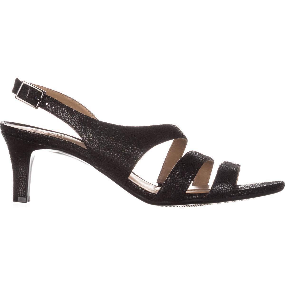 d098bed2d7d2 Naturalizer Womens Tami Open Toe Casual Slingback Sandals