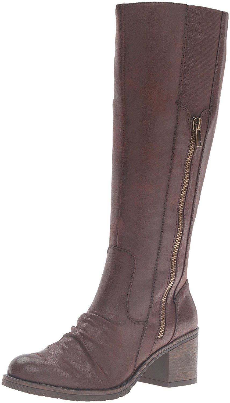 fbb4a778d395 Bare Traps Womens Dallia Closed Toe Mid-Calf Fashion Boots