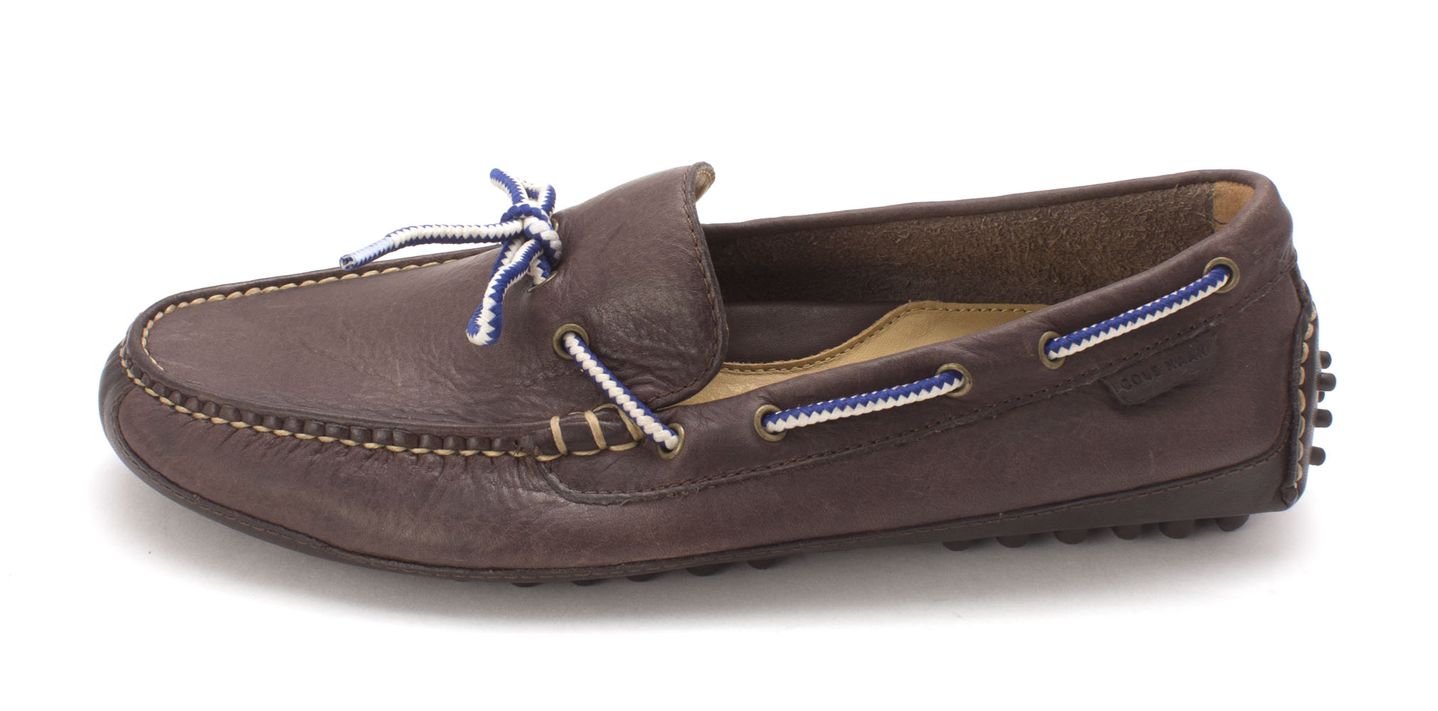 Cole Haan Mens Edwardsam Closed Toe Boat Shoes