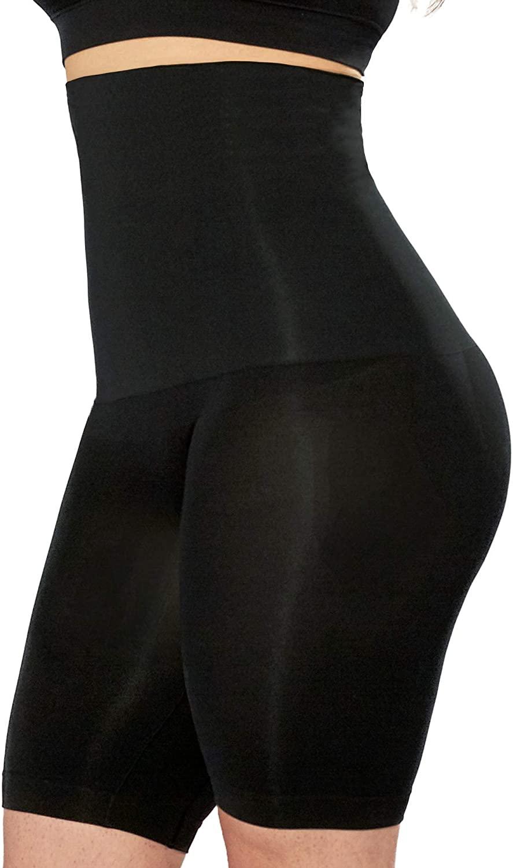 EMPETUA High Waisted Body Shaper Shorts - Shapewear for
