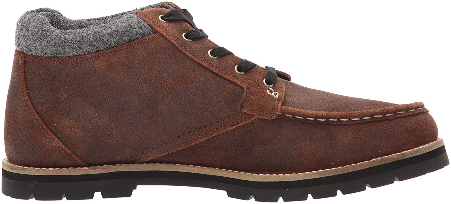 5 9 Uk Woolrich Boots 9 Chocolate Us Mens qCOBwp