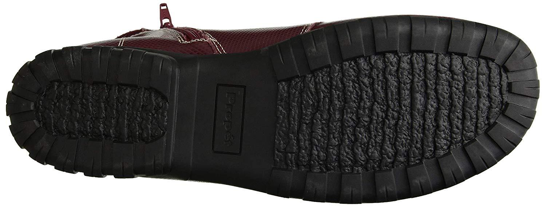 Propét Frauen Delaney Geschlossener Zeh Zeh Zeh Leder Fashion Stiefel c3e036