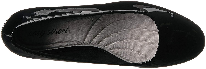UK donne Street 0 nero Us per 10 8 taglia Easy adeguata brevetto Pompa q6E7SB7n