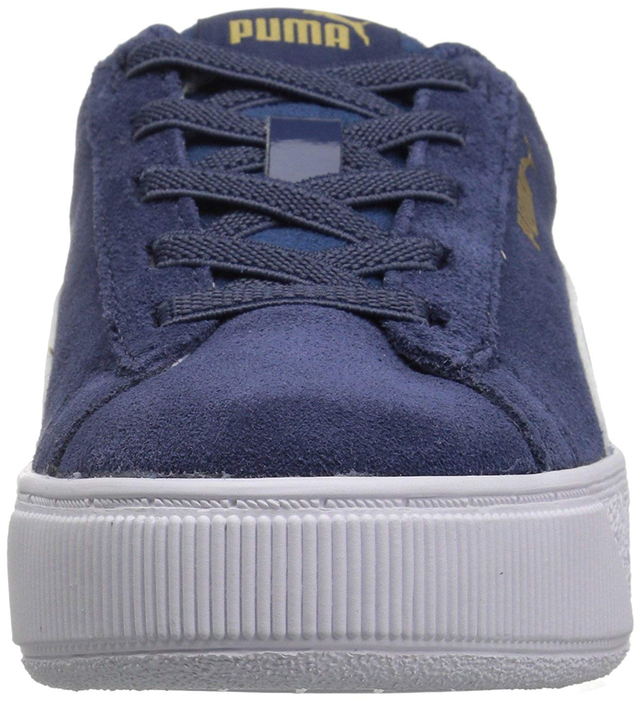 4bd1fda88203d8 PUMA Kids  Vikky Platform Sneaker