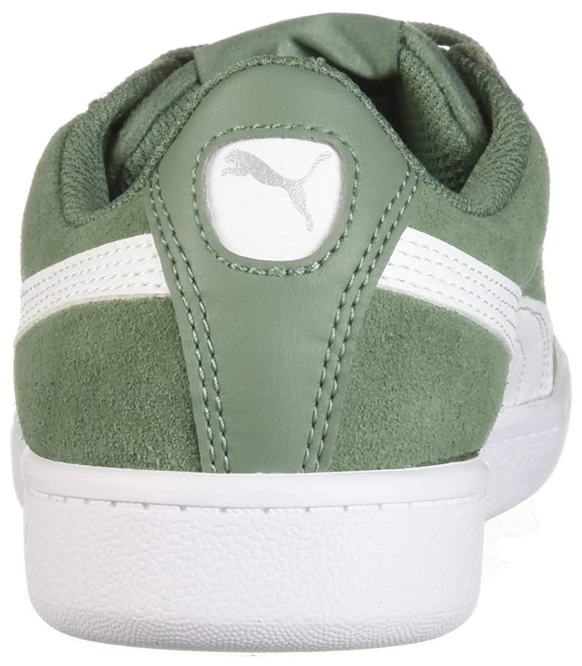 325abda8e36a PUMA Womens Vikky Suede Low Top Lace Up Fashion Sneakers
