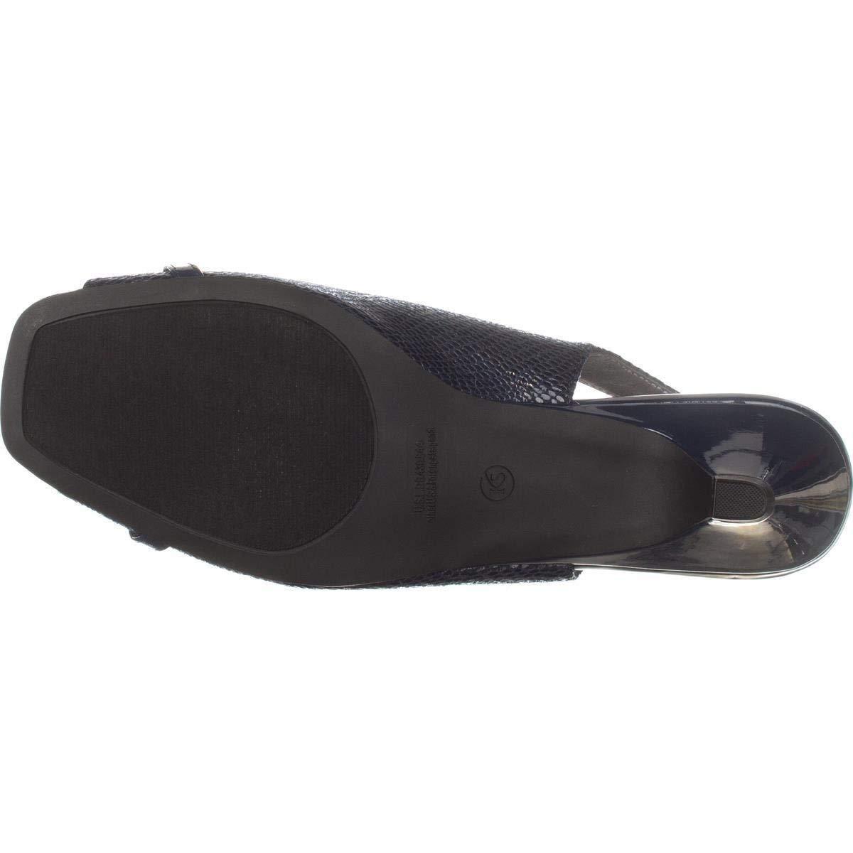 d756f8ef9da Karen Scott Womens Anyaa Open Toe Casual Slingback Sandals