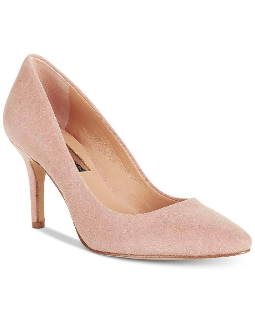 INC-International-Concepts-Womens-Zitah5-Pointed-Toe-Classic-Blush-Size-8-0-l1
