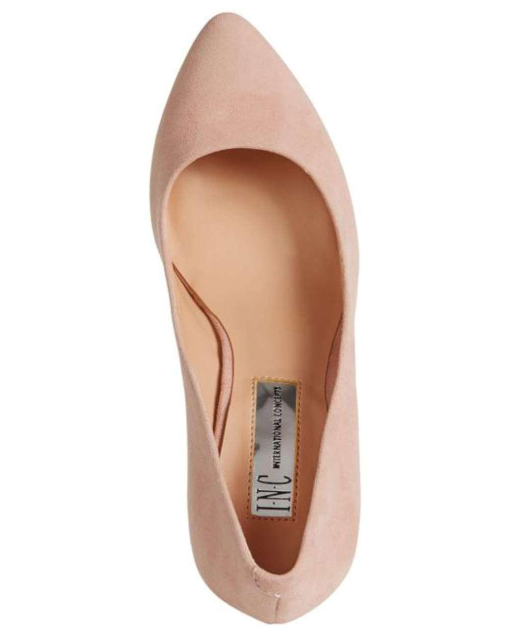 INC-International-Concepts-Womens-Zitah5-Pointed-Toe-Classic-Blush-Size-8-0-l1 thumbnail 4
