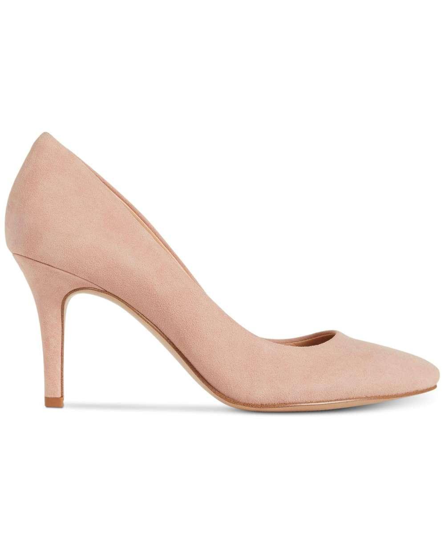 INC-International-Concepts-Womens-Zitah5-Pointed-Toe-Classic-Blush-Size-8-0-l1 thumbnail 2