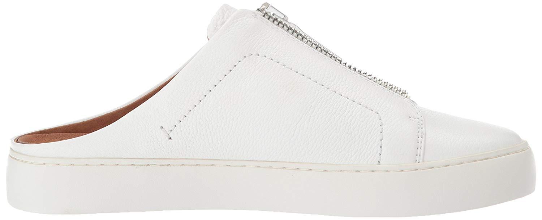 f28a01fcef27 FRYE Women s Lena Zip Mule Sneaker