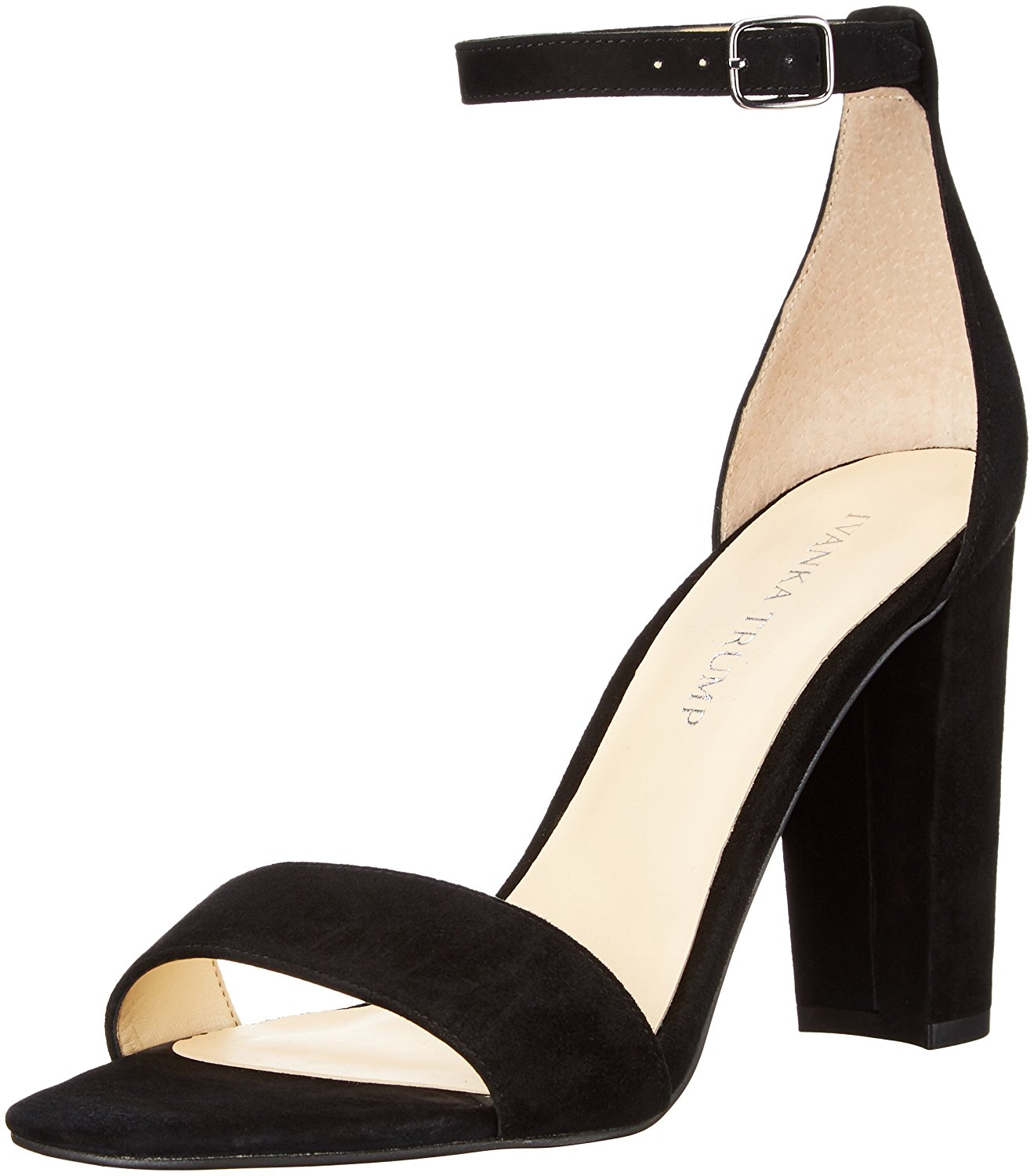 Ivanka Trump Casual Damenschuhe Emalyn Suede Open Toe Casual Trump Ankle Strap Sandales 402fd6