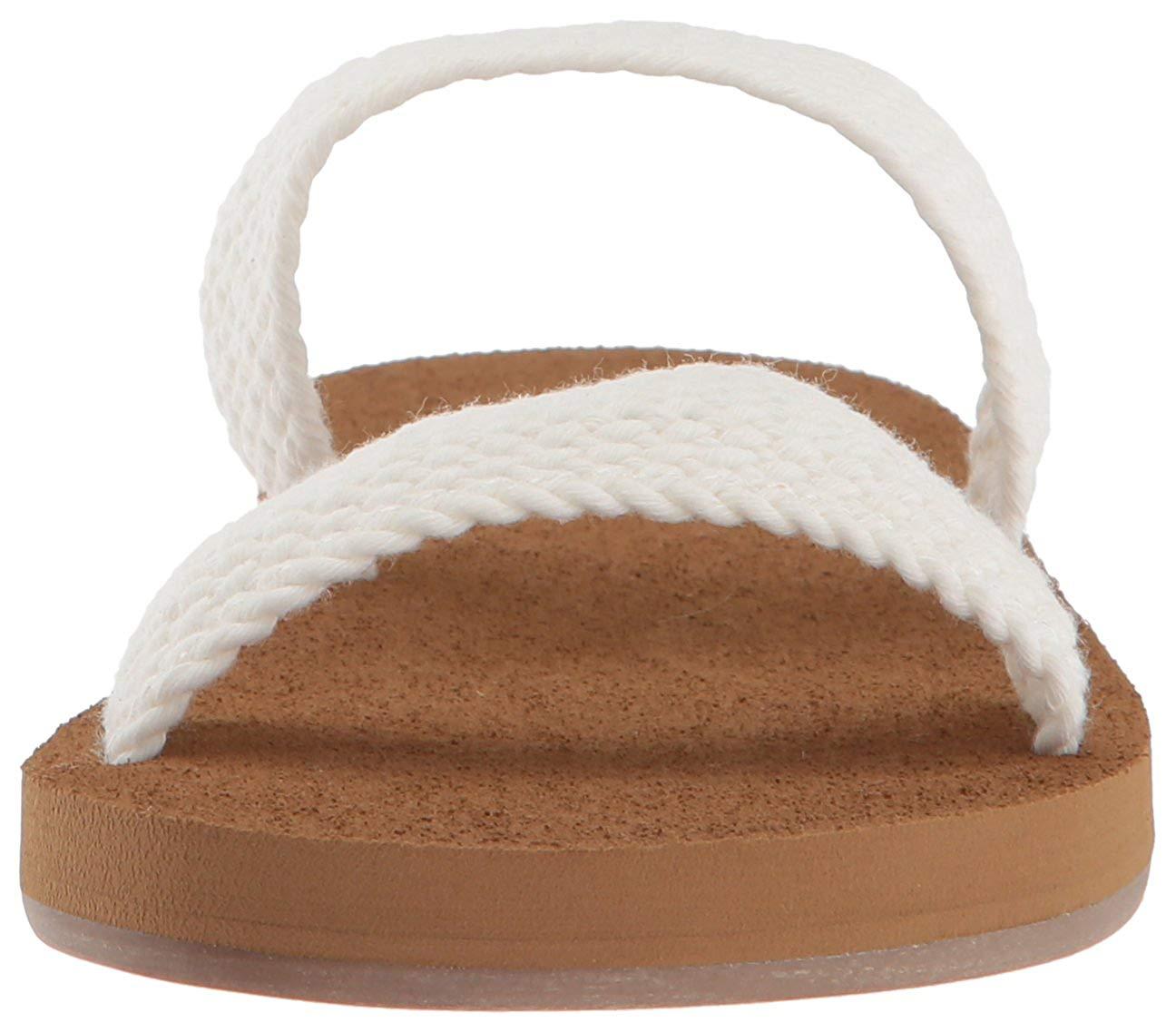 4a93a1639ac10a Details about Roxy Women s Sanibel Slide Sandal