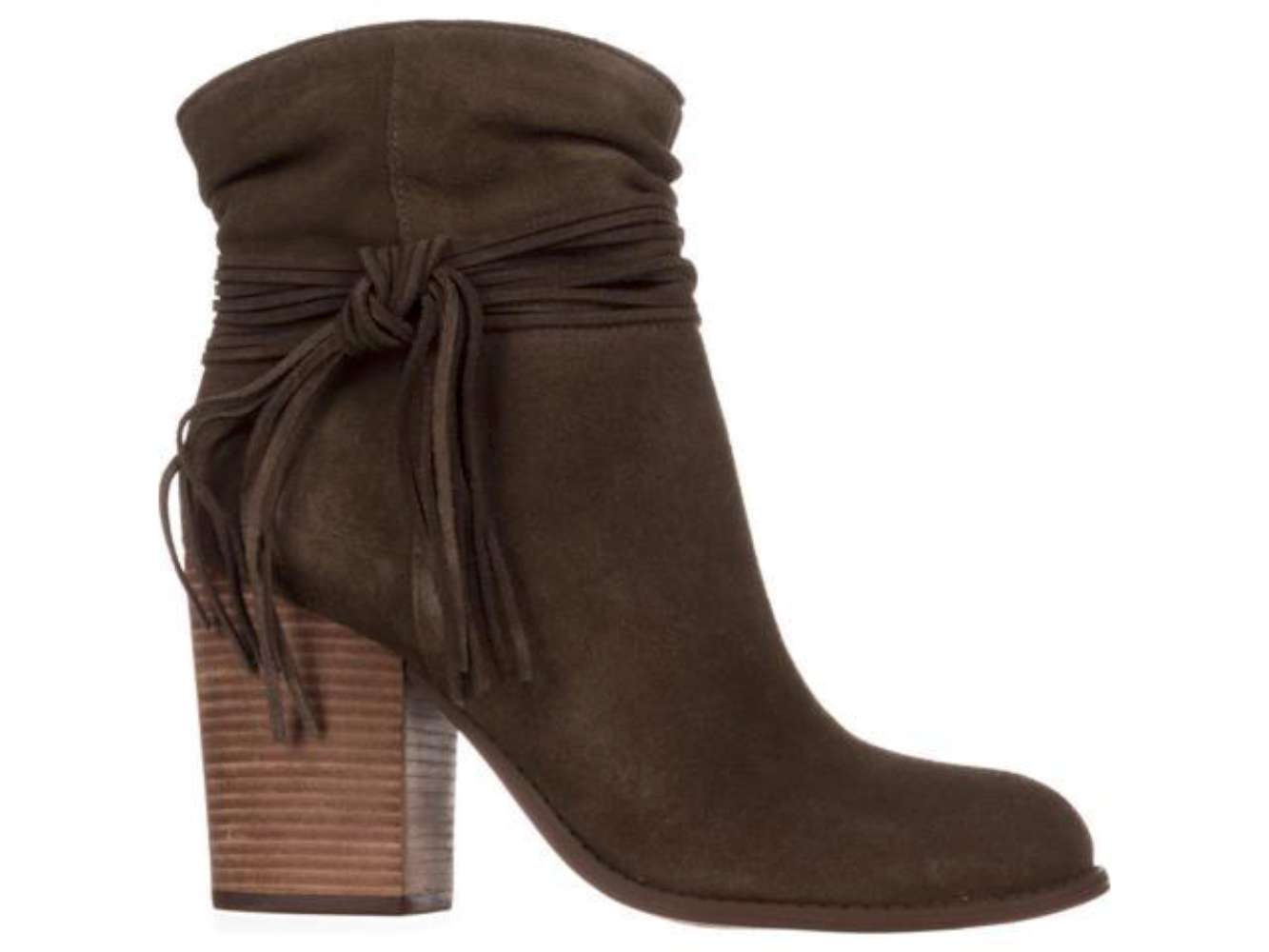 Jessica Simpson Damenschuhe Sesley Suede Stiefel Almond Toe Ankle Fashion Stiefel Suede 755980